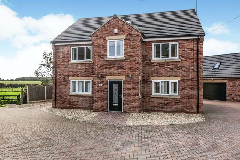6 Bedrooms Detached House for sale in Sandy Hill Lane, Sheffield, South Yorkshire, S25