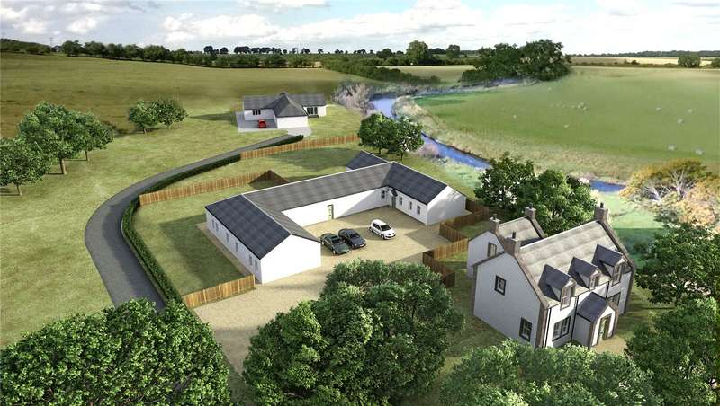 4 Bedrooms House for sale in Nether Wellwood Farm, By Muirkirk, Cumnock, East Ayrshire, KA18