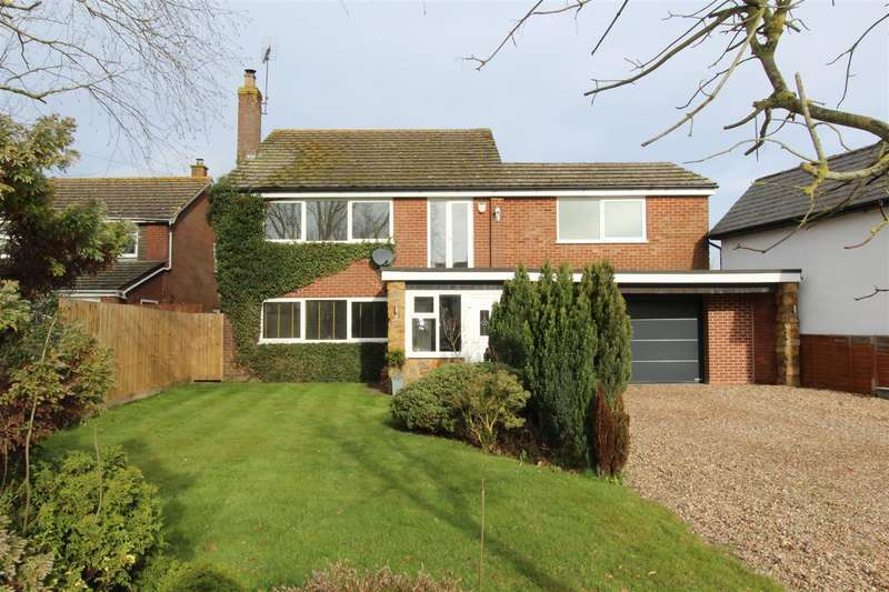 5 Bedrooms Detached House for sale in London End, Priors Hardwick, Southam