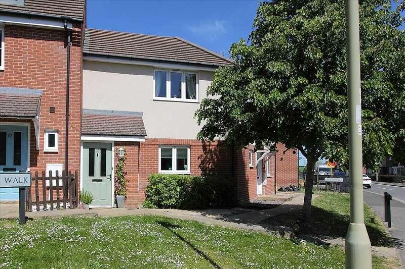 2 Bedrooms Apartment Flat for sale in Beltex Walk, Herdwick Road, Andover