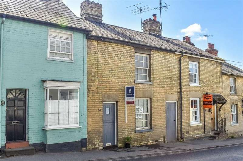 2 Bedrooms Cottage House for sale in Mill End, Thaxted
