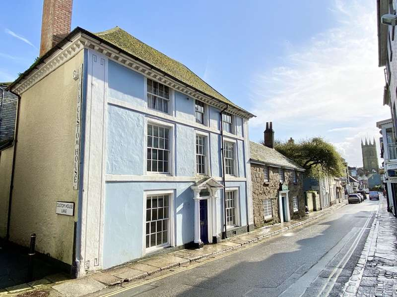 5 Bedrooms End Of Terrace House for sale in Chapel Street, Penzance, Cornwall