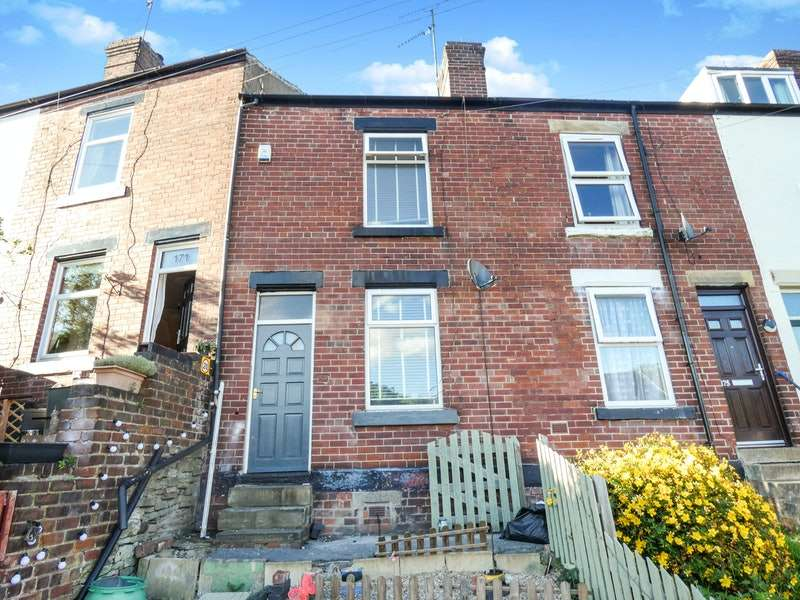 2 Bedrooms Terraced House for sale in Albert Road, Sheffield, South Yorkshire, S8