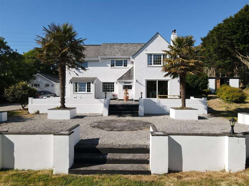 5 Bedrooms Detached House for sale in St Allen