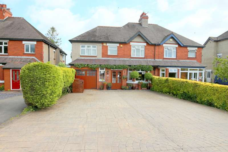 4 Bedrooms Property for sale in Eccleshall Road, Stafford