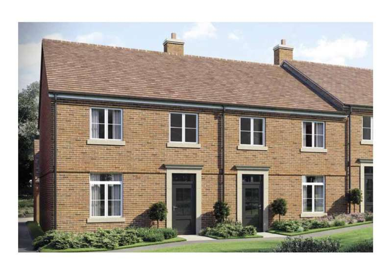 3 Bedrooms Mews House for sale in Cromwell Terrace, King Edward VII Estate, Kings Drive, Midhurst