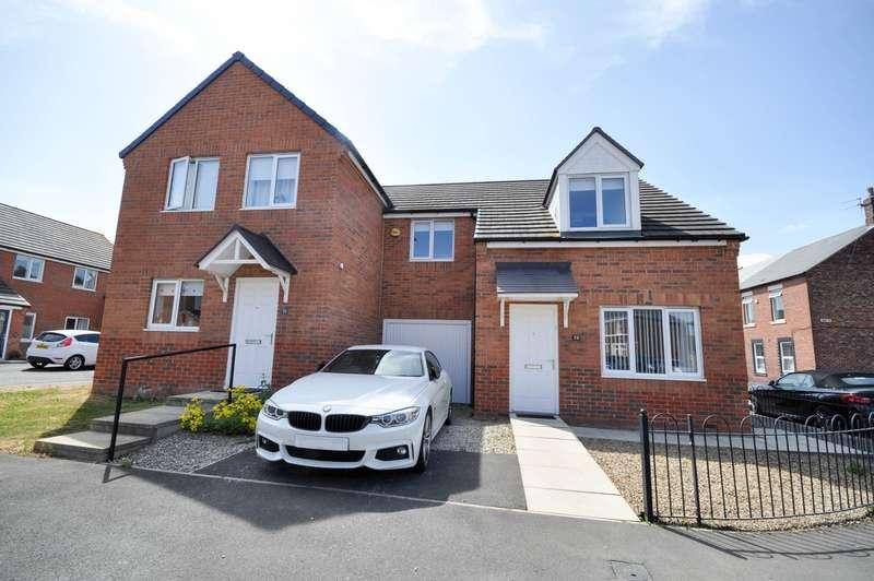 3 Bedrooms Semi Detached House for sale in Beech Street, Jarrow