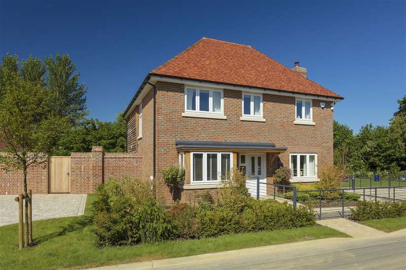 3 Bedrooms Detached House for sale in The Primrose, Radstone Gate, Thorn Lane, Stelling Minnis