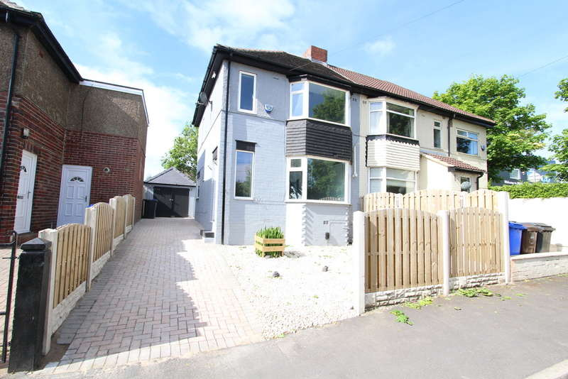 3 Bedrooms Semi Detached House for sale in White Lane, Gleadless