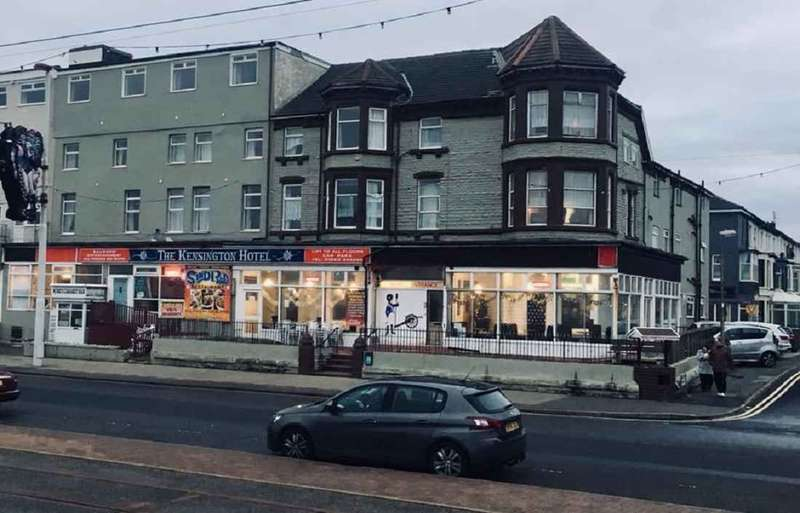 62 Bedrooms Hotel Gust House for sale in South Promenade South Shore Blackpool