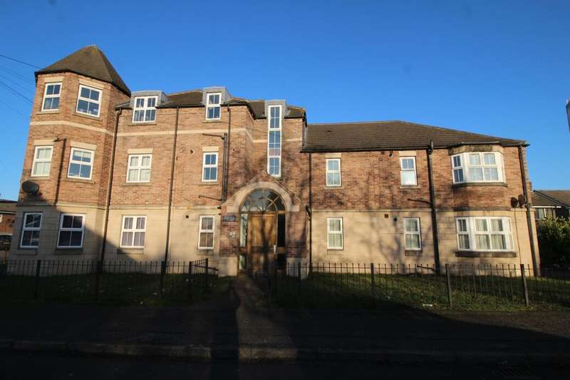 2 Bedrooms Flat for sale in Orchard Mews Church Lane, Bessacarr, Doncaster, DN4