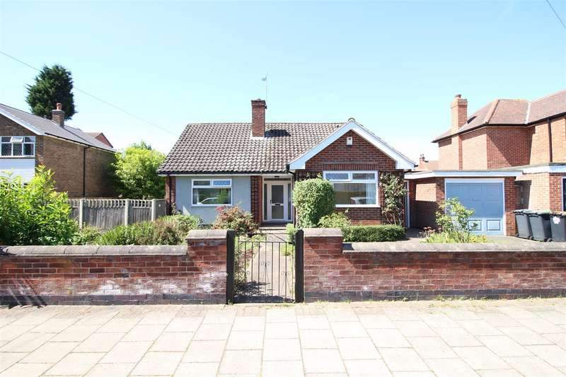 2 Bedrooms Detached Bungalow for sale in Lavender Grove, Beeston, Nottingham