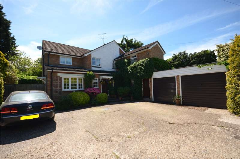 5 Bedrooms Detached House for sale in Lower Road, Chalfont St. Peter, Gerrards Cross, Buckinghamshire, SL9
