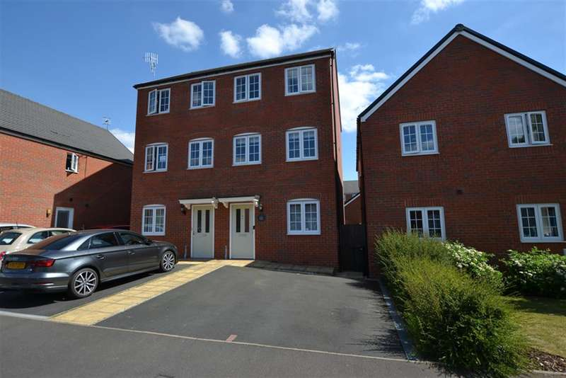 3 Bedrooms Semi Detached House for sale in Keller Walk, Amblecote, Stourbridge, DY8 4BF