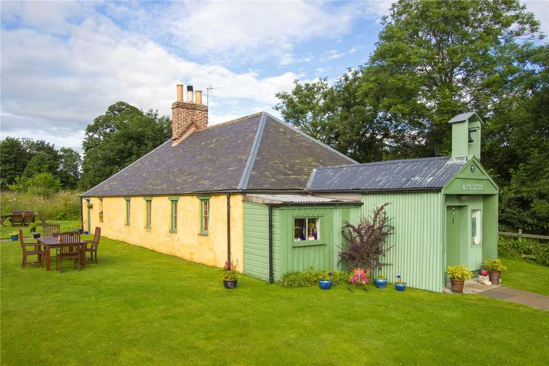 1 Bedroom Detached House for sale in Old Schoolhouse, Logie, Montrose, Angus, DD10