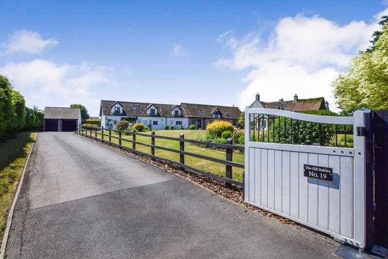 6 Bedrooms Detached House for sale in The Old Stables, 19 Stonewell Lane, Congresbury, Bristol, BS49 5DN