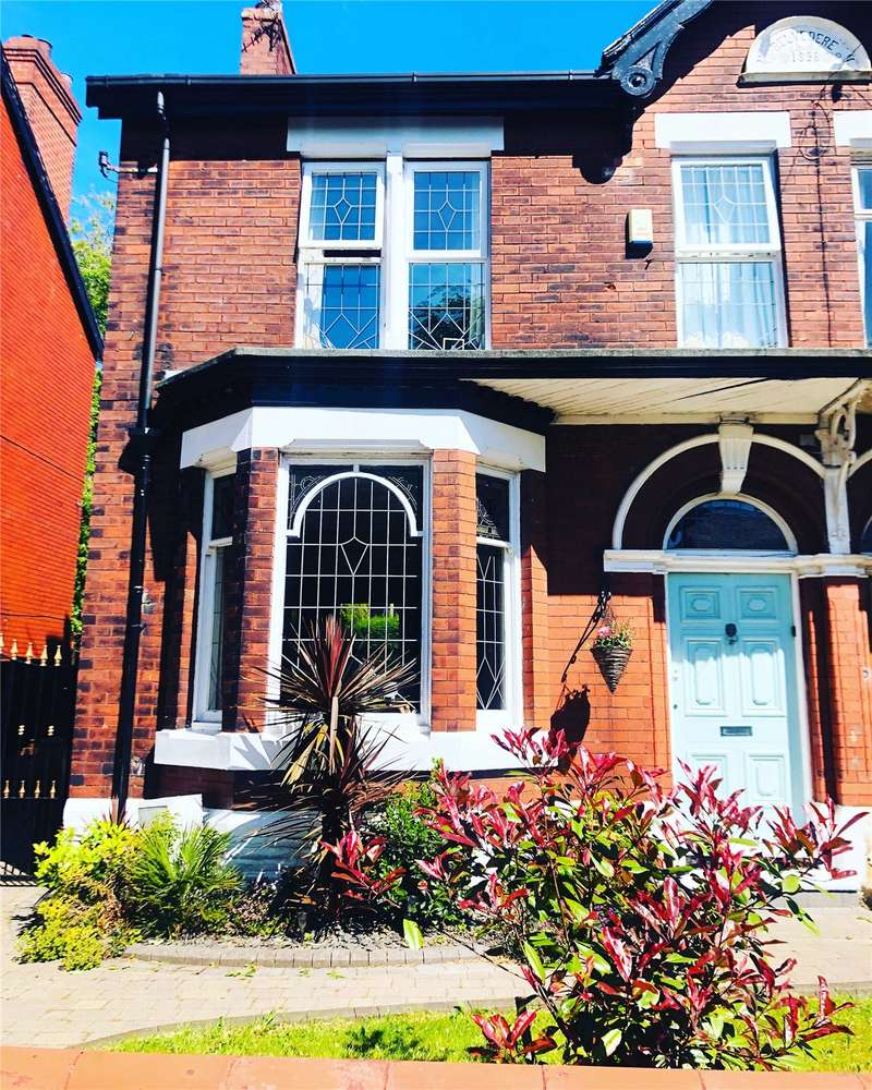 4 Bedrooms End Of Terrace House for sale in Henrietta Street, Ashton-under-Lyne, Greater Manchester, OL6