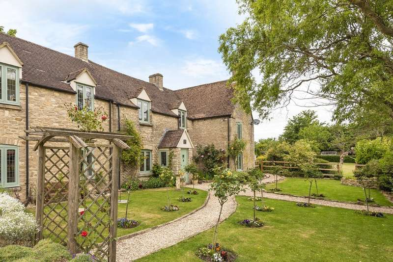 4 Bedrooms Detached House for sale in Upper Minety, Malmesbury