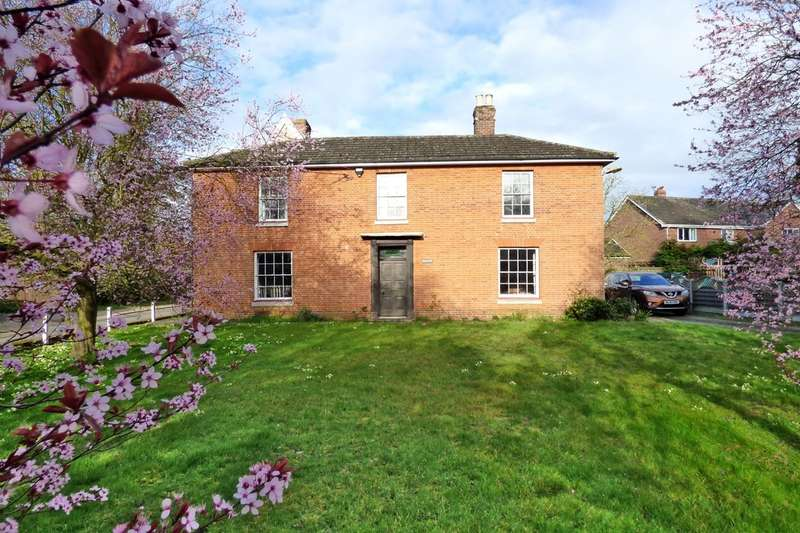 5 Bedrooms Detached House for sale in Pulham Market, Diss