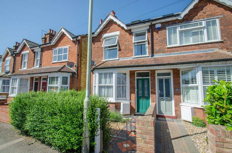 4 Bedrooms Semi Detached House for sale in Bearton Road, Hitchin, Hertfordshire, SG5