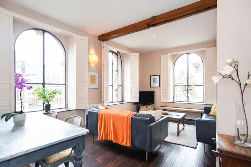 2 Bedrooms Apartment Flat for sale in 63 Bloom Street, Manchester, M1