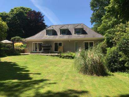 4 Bedrooms Detached House for sale in Castle Horneck, Penzance, Cornwall