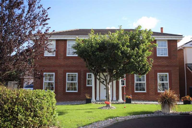 4 Bedrooms Detached House for sale in Pintail Way, Lytham St Annes, Lytham St.Annes