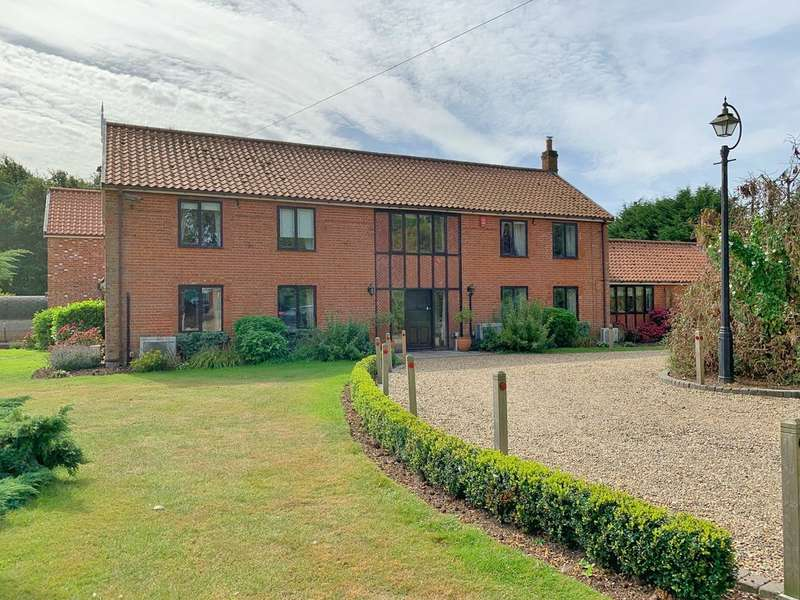 6 Bedrooms Detached House for sale in Mill Lane, Thorpe Abbotts, Diss