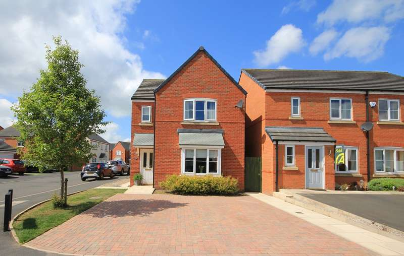 3 Bedrooms Detached House for sale in Liberation Road, Newton-le-Willows, WA12
