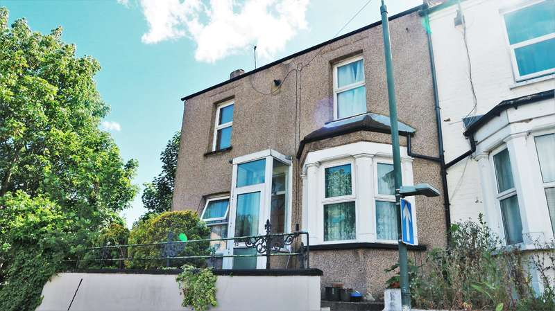 2 Bedrooms Terraced House for sale in St Johns Road , Erith, DA8 1PE