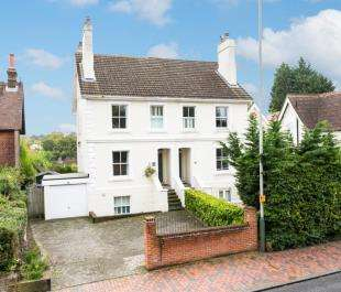 4 Bedrooms Semi Detached House for sale in Frant Road, Tunbridge Wells, Kent