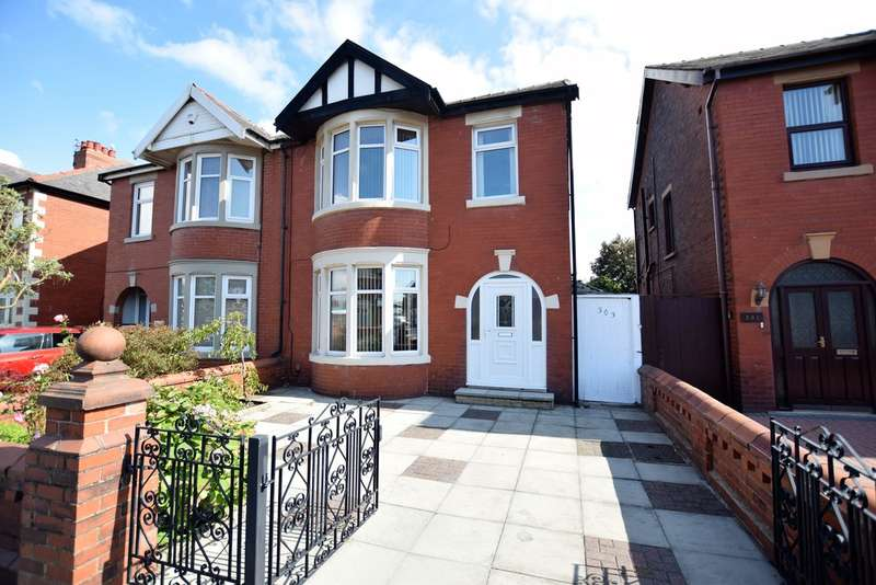 3 Bedrooms Semi Detached House for sale in Waterloo Road, South Shore