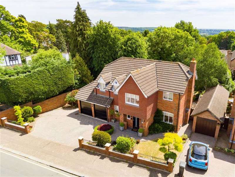 5 Bedrooms Detached House for sale in Hartland Road, Epping, Essex
