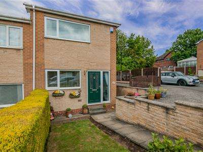 2 Bedrooms Semi Detached House for sale in St. Johns Close, Eastwood, Rotherham