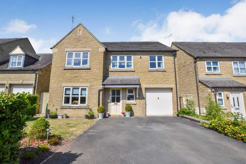 5 Bedrooms Detached House for sale in The Finches, Greet, Nr Cheltenham, Gloucestershire