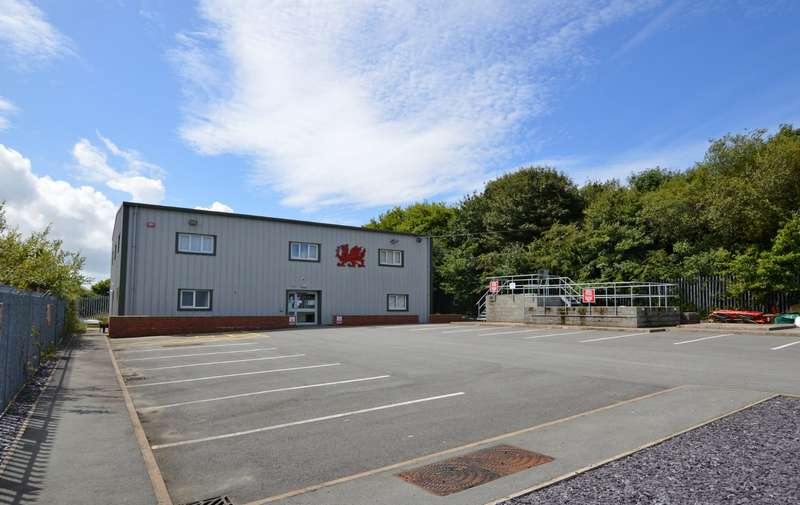 Office Commercial for sale in Lon Cae Darbi, Cibyn Industrial Estate, Caernarfon, LL55
