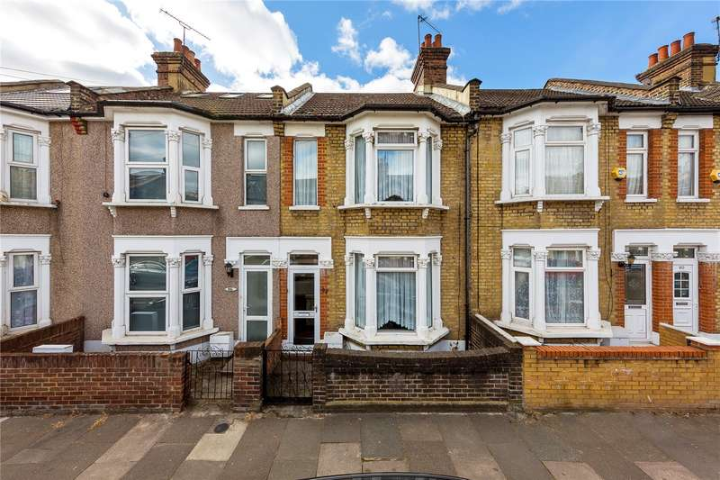 3 Bedrooms Terraced House for sale in Francis Avenue, Ilford, IG1