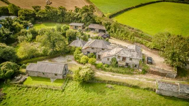 5 Bedrooms Detached House for sale in St Issey
