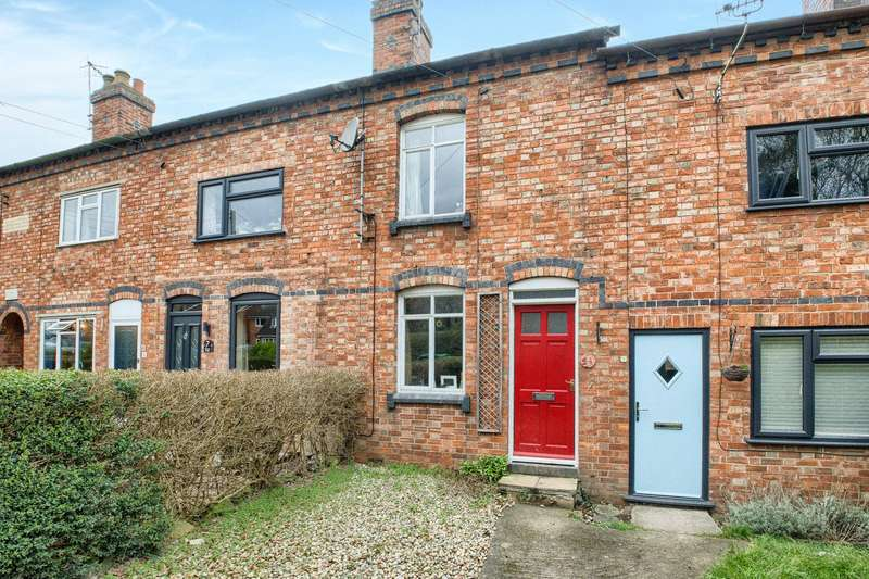 3 Bedrooms Terraced House for sale in Pershore Terrace, Pinvin, Pershore, Worcestershire, WR10