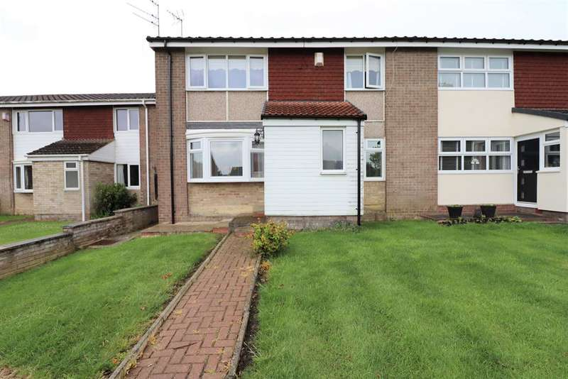 3 Bedrooms Semi Detached House for sale in Mayfields, Spennymoor, DL16 6RP