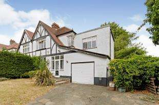 4 Bedrooms Semi Detached House for sale in Fryston Avenue, Coulsdon