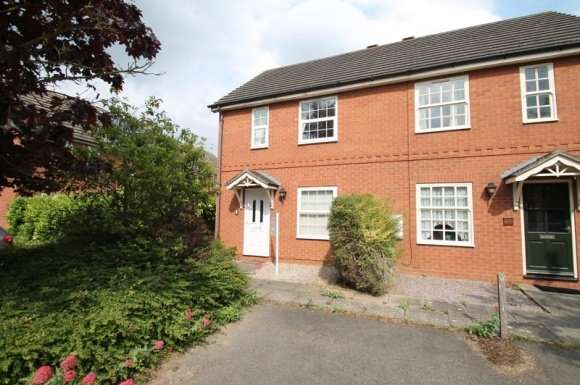 2 Bedrooms Terraced House for sale in Breda Court, Spalding