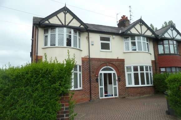 6 Bedrooms Detached House for rent in Park Road