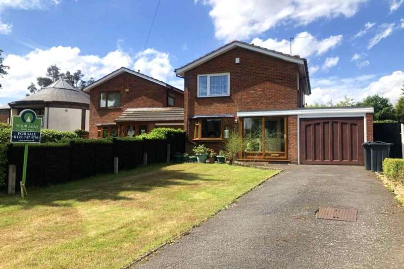 3 Bedrooms Detached House for sale in Hodge Hill Common, Hodge Hill, Birmingham, B36