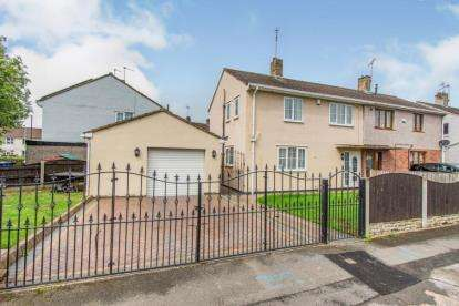 3 Bedrooms Semi Detached House for sale in Arundel Gardens, Doncaster