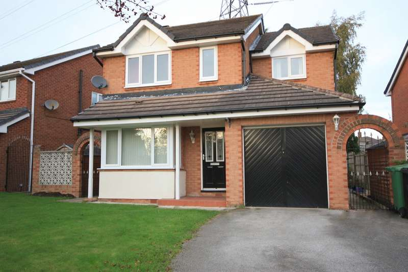 4 Bedrooms Property for rent in Hollins Beck Close, Kippax LS25