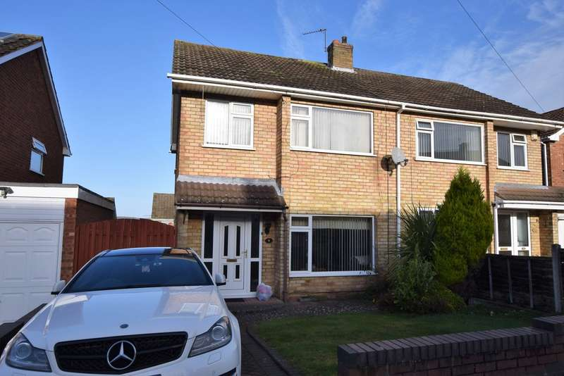 3 Bedrooms Property for sale in Mendip Drive, Nuneaton CV10
