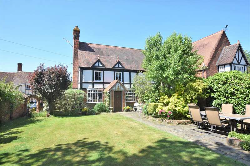 3 Bedrooms Semi Detached House for sale in Ascot Road, Nuptown, Bracknell, Berkshire, RG42