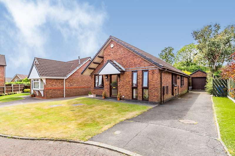3 Bedrooms Detached Bungalow for sale in Sandringham Drive, Brinscall, Chorley, Lancashire, PR6