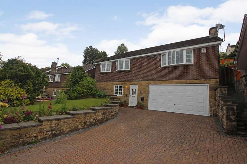 3 Bedrooms Detached House for sale in Sunnymere Drive, Darwen, BB3 1RH